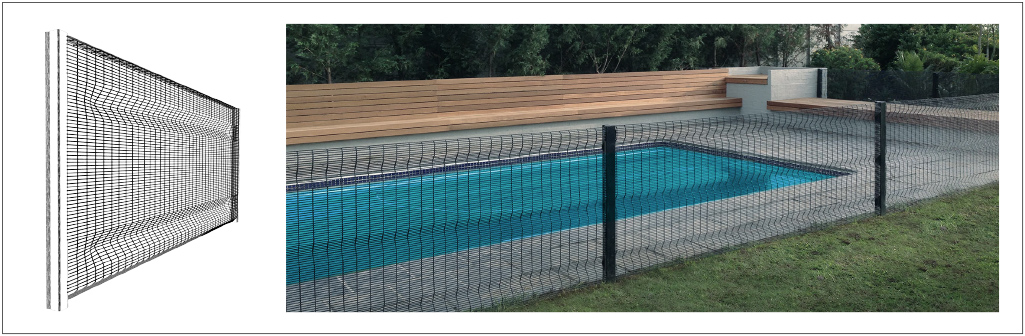 Clearvu Pool Fence Cochrane Usa