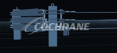 Cochrane Anti-Ram Barrier