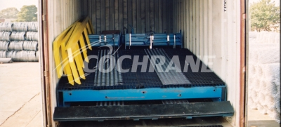 Cochrane Loading Ramp