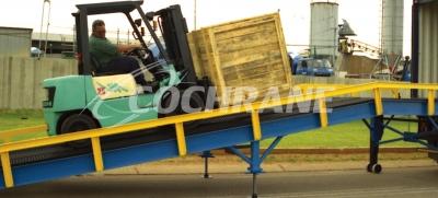 Cochrane Loading Ramp