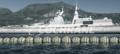 Cochrane Marine Floating Barrier